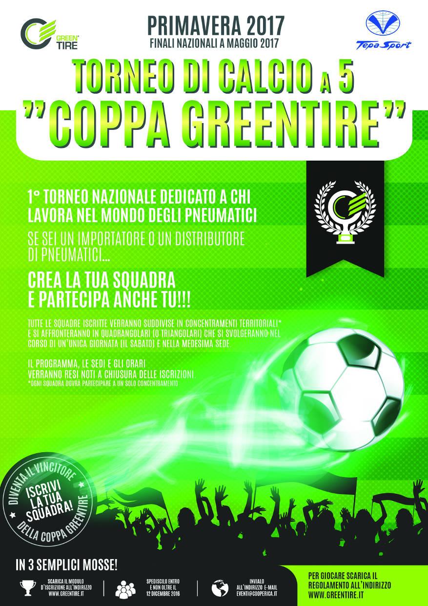 Coppa Greentire