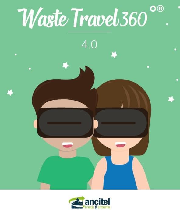 Greentire ancora al fianco di Ancitel per il progetto Waste Travel 360°® 4.0