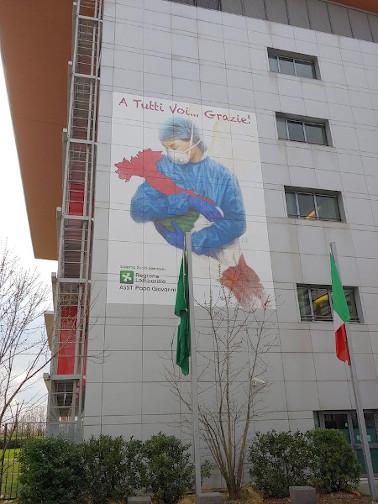 Greentire si mobilita a sostegno dell'Ospedale Papa Giovanni XXIII di Bergamo