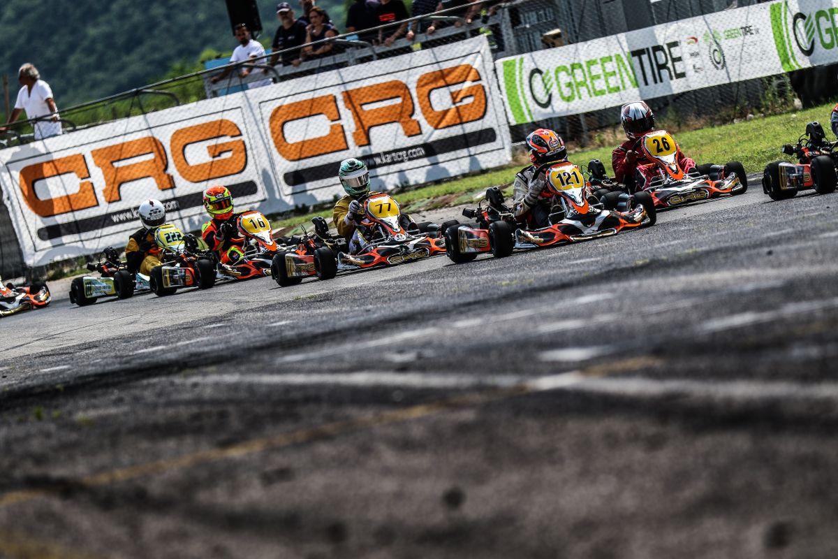 """Greentire partecipa al Briggs Kart Championship 2020 con il Trofeo """"Pole Position"""""""