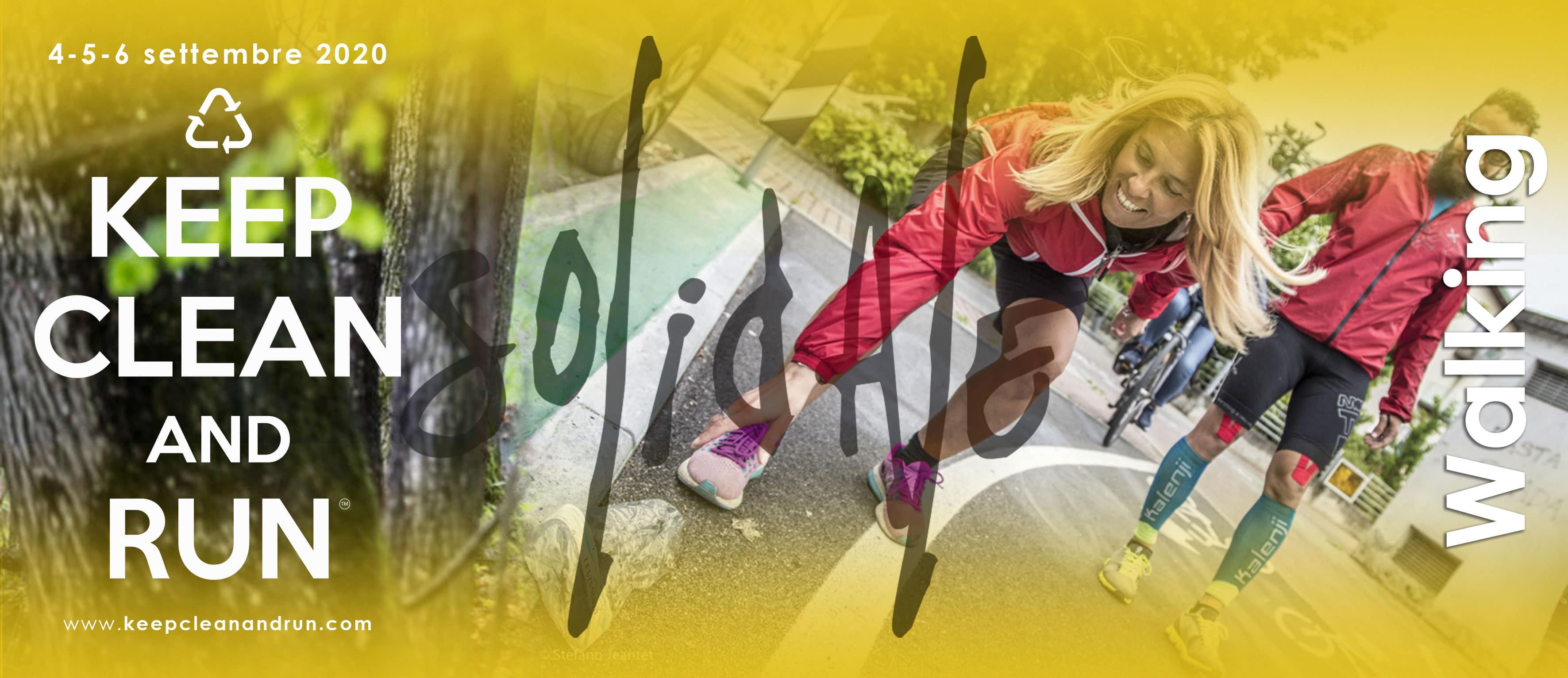 Al via dal 4 al 6 settembre il primo campionato di plogging. Greentire rinnova la partnership con Keep Clean & Run che riparte negli stessi giorni